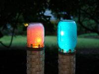 Mason Jar LED